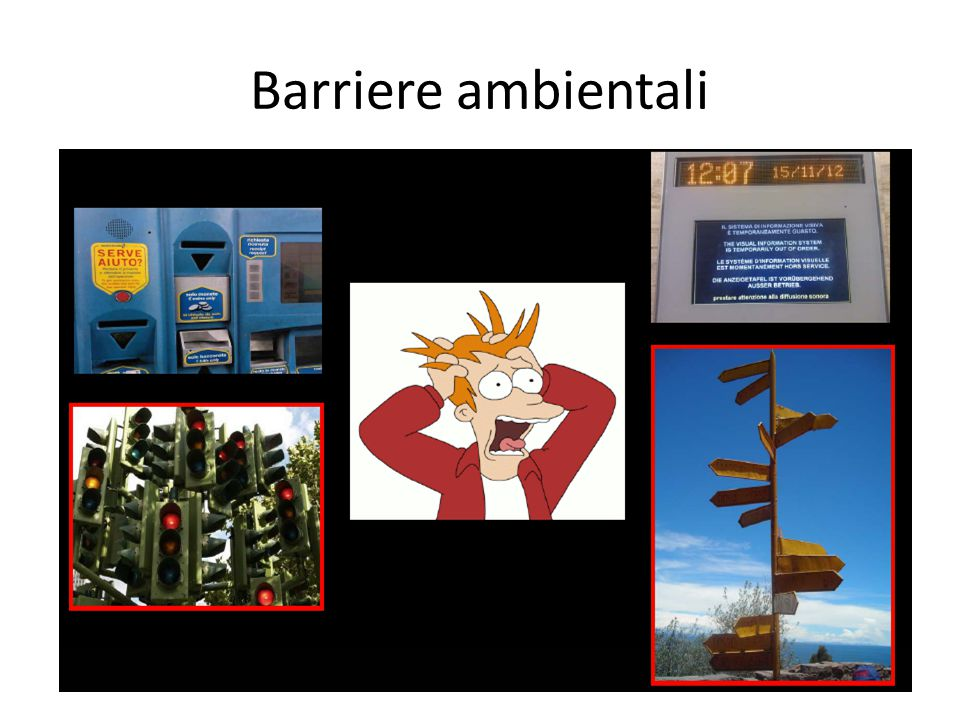 Barriere ambientali