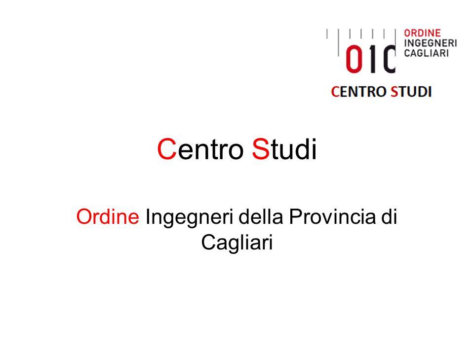 Centro Studi Ordine Ingegneri della Provincia di Cagliari