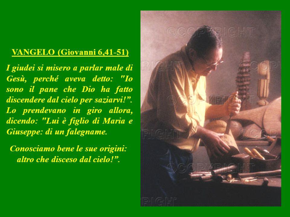 Fatevi insomma imitatori di Dio: come buoni figli che cercano di imitare il Padre. Siate sempre pieni di amore verso gli altri: prendendo esempio da C