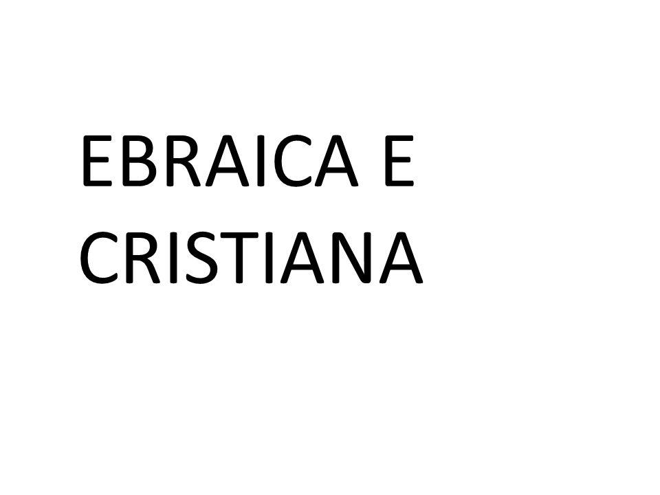 EBRAICA E CRISTIANA