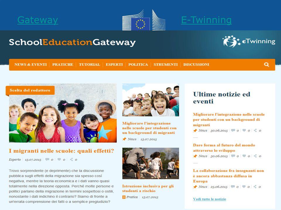 GatewayE-Twinning