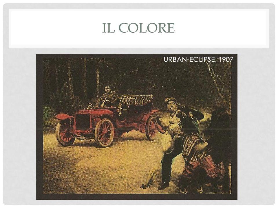 IL COLORE Jephtah's Daughter (Stuart Blackston, 1909)