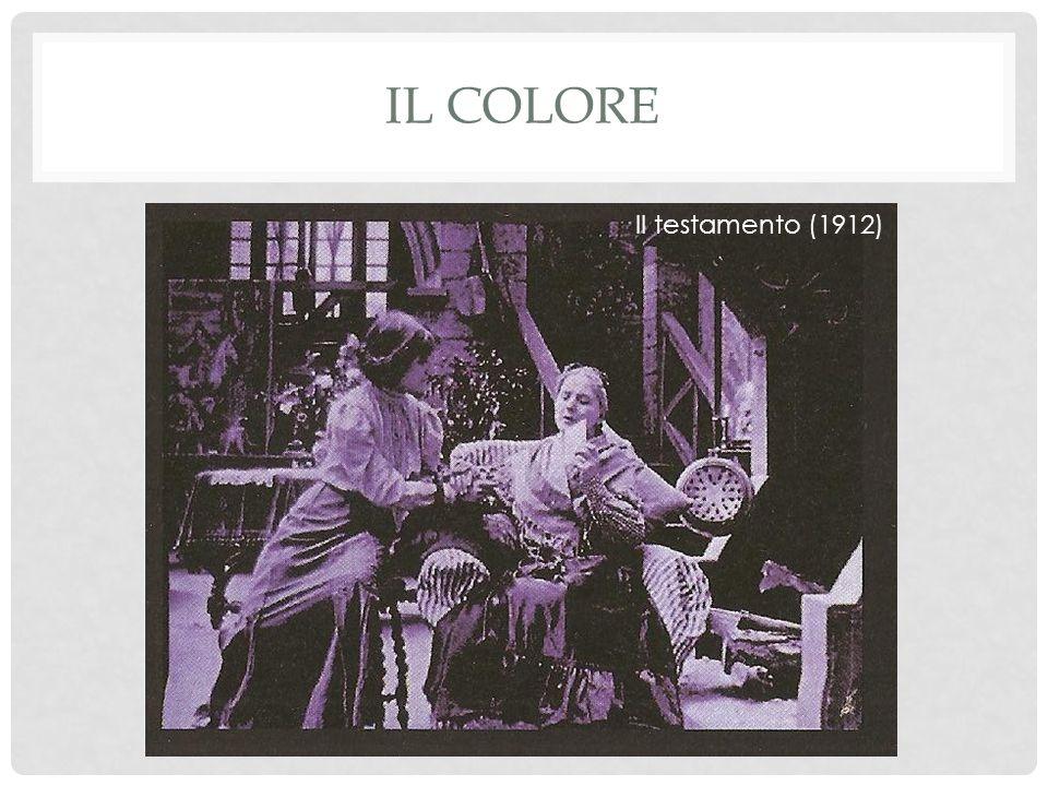 IL COLORE Il testamento (1912)