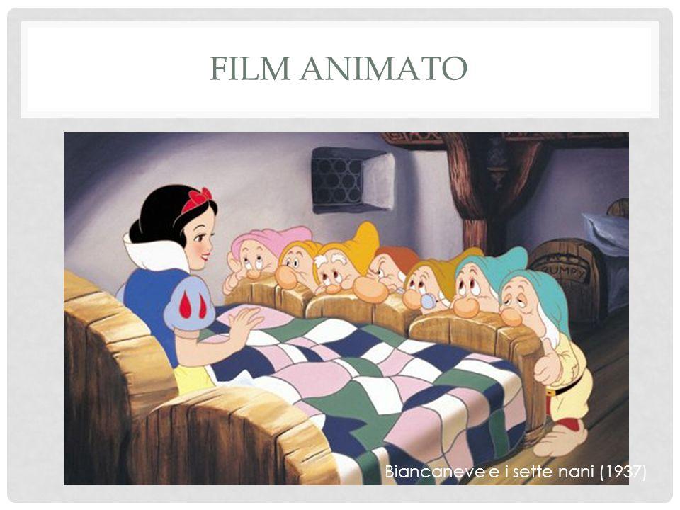 FILM ANIMATO Biancaneve e i sette nani (1937)