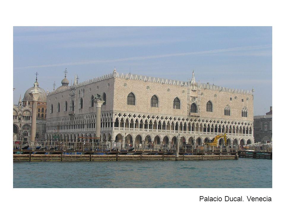 Palacio Ducal. Venecia