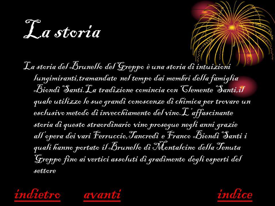 I Riconoscimenti La riserva 1955 venne selezionata da Wine Spectator fra i 12 migliori vini del xx secolo,unico vino italiano.