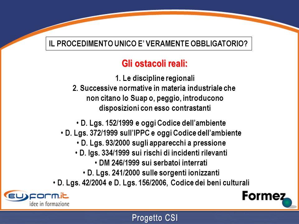 QUALE RAPPORTO TRA COLLAUDO E AGIBILITA.1. Il procedimento 2.