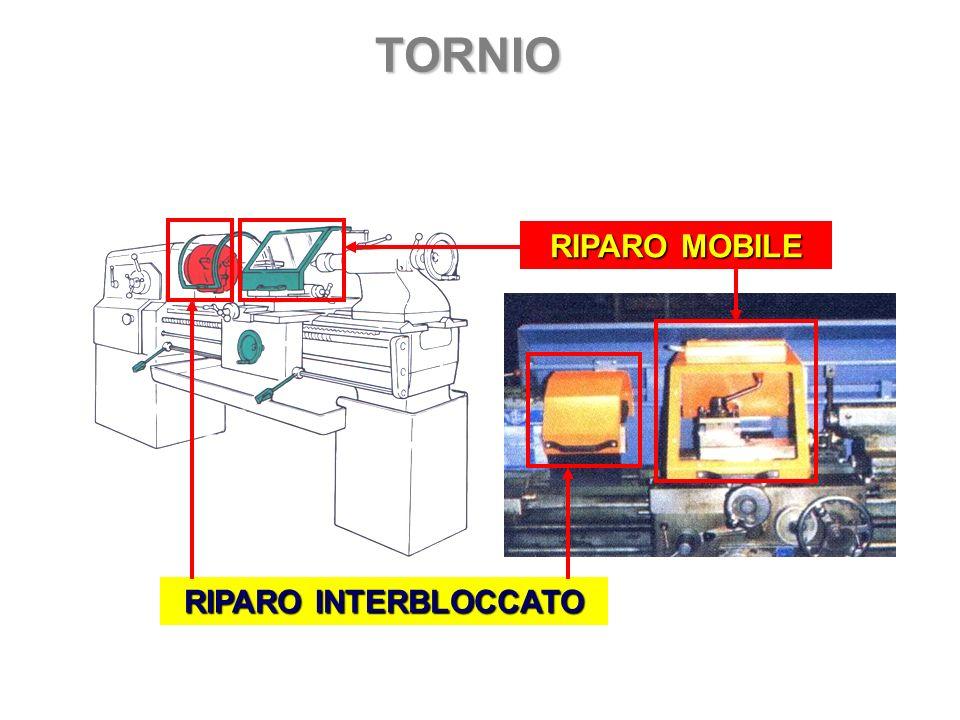 RIPARO MOBILE RIPARO INTERBLOCCATO TORNIO