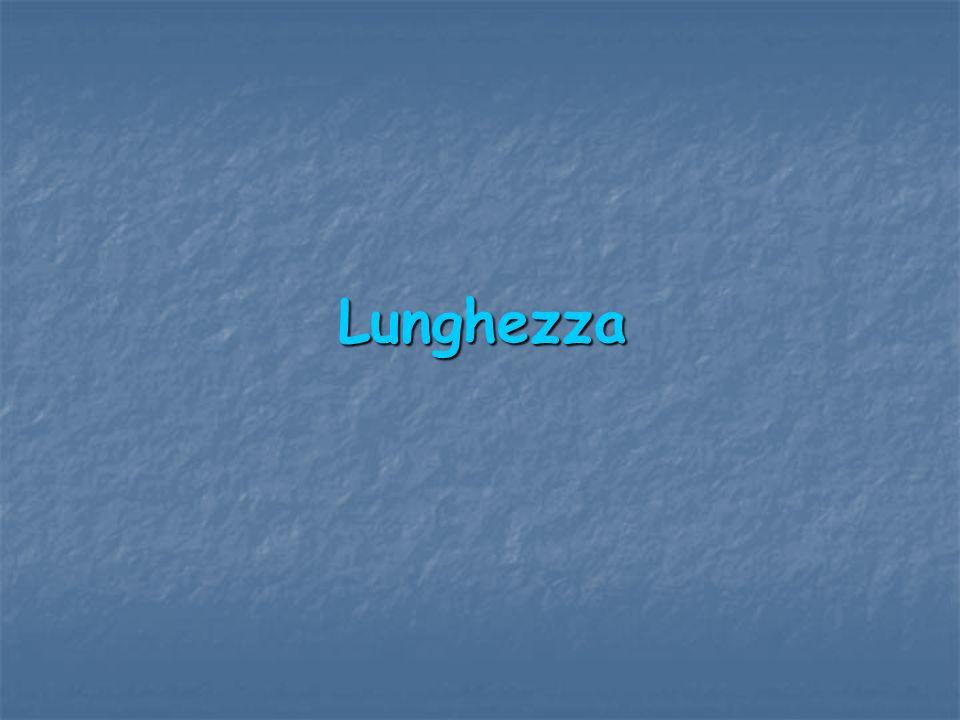 Lunghezza Lunghezza