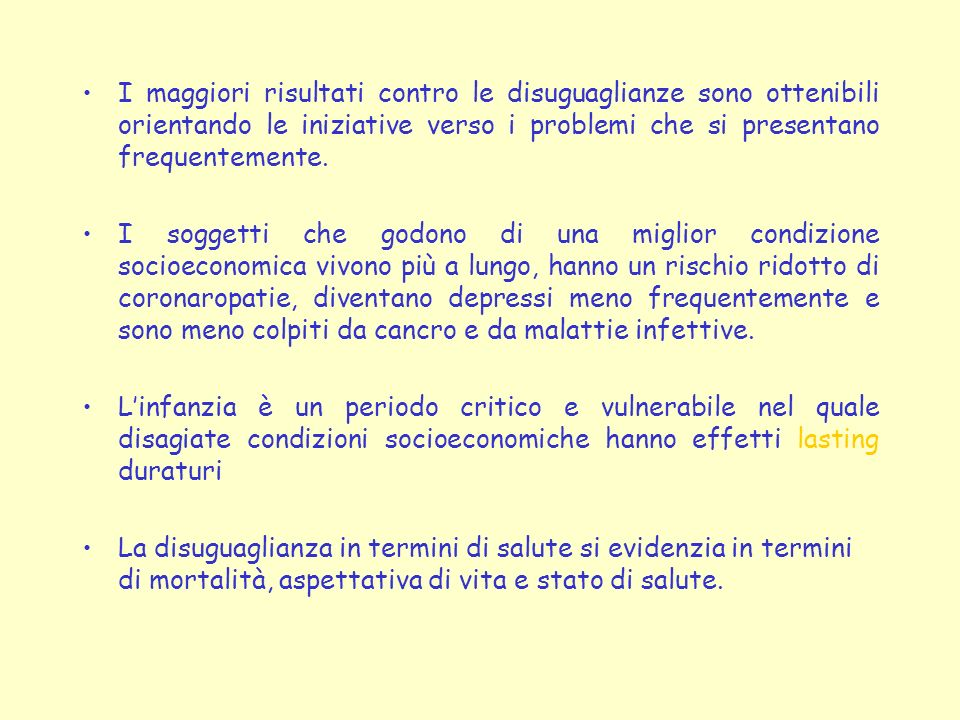 Suddivisione delle classi sociali in Inghilterra I professional Accountants, engineers, doctors II Managerial §Tecnichal Intermediate Marketing § sales mamagers, teachers, journalists, nurses III n Non manual skilled Clerks, shop assistants, cashiers III m Manual skilled Carpenters, good van drivers, Joiners, cooks IV Partly skilled Securitj guards, machine tool operators, farm workers V Unskilled Bulding and civil engineering labourers, other labourers, cleaners.