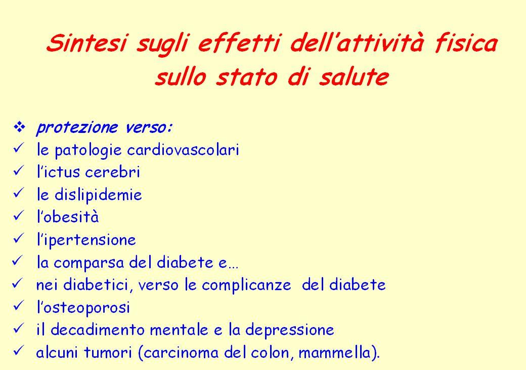 La promozione della salute nei pazienti diabetici 39 ° Congresso Nazionale S.I.T.I.
