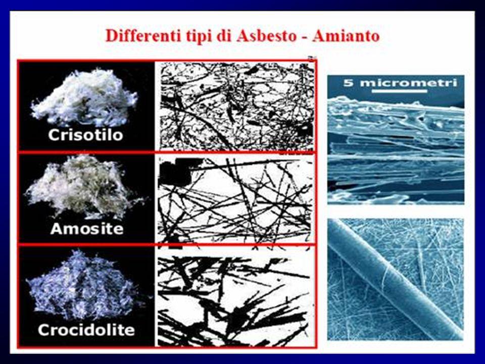 In presenza di materiali contenenti amianto è necessario: contattare unimpresa abilitata (Iscrizione Albo Regionale cat.