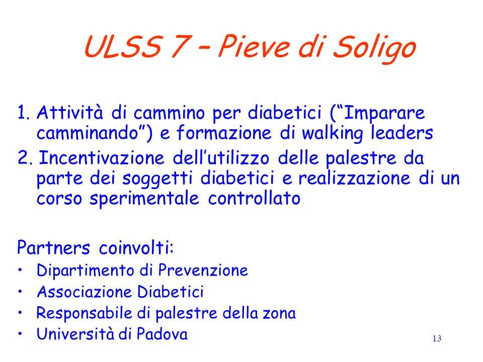13 ULSS 7 – Pieve di Soligo 1.