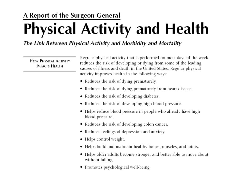Physical Activity, Exercise, and Inflammatory Markers in Older Adults: Findings from The Health, Aging and Body Composition Study LH Colbert, 2004 N = 1371N = 1585