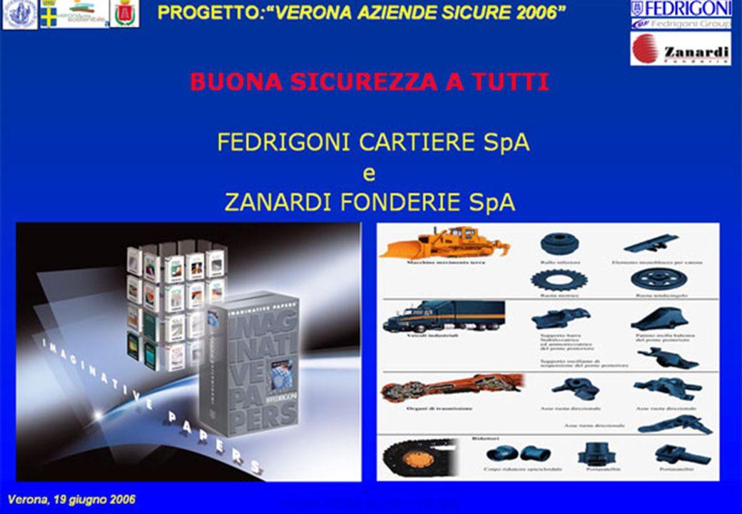 16 PROGETTO:VERONA AZIENDE SICURE 2006 Verona, 19 giugno 2006 VERONA AZIENDE SICURE – 19.06.2006 16