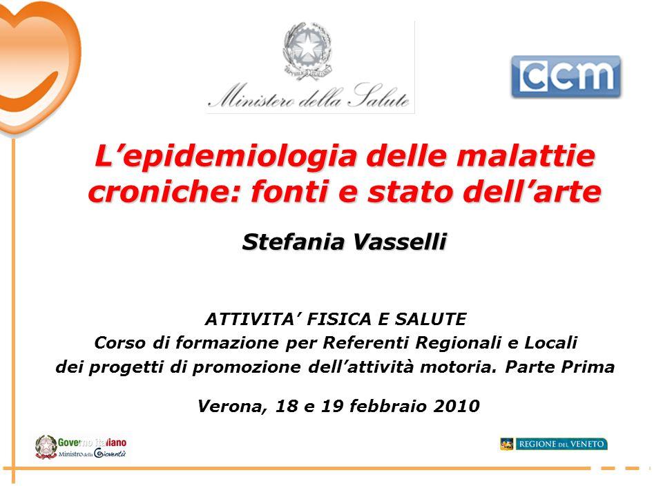 ISTAT: HFA – Italia : sanità e salute (http://www.istat.it/sanita/Health/)http://www.istat.it/sanita/Health/ 10 dimensioni: 4.000 indicatori 1.
