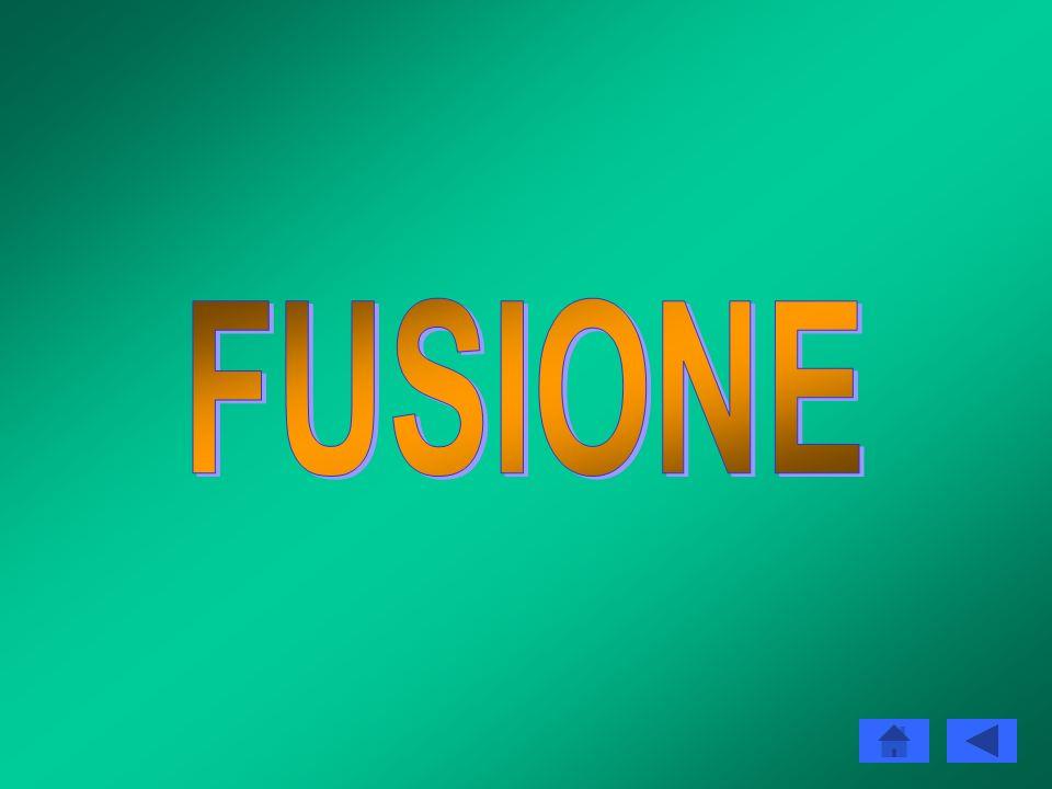 FISSIONE Energia nucleare da fissione Lenorme quantità di energia emessa nelle reazioni di fissione viene sfruttata per la produzione di energia elett
