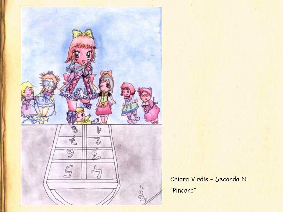 Chiara Virdis – Seconda N Pincaro