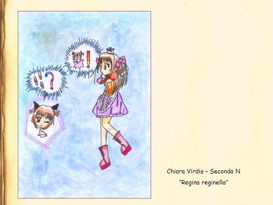 Chiara Virdis – Seconda N Regina reginella