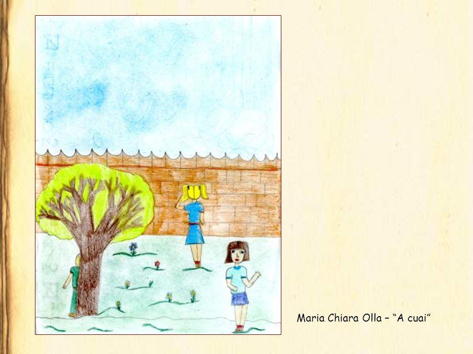 Maria Chiara Olla – A cuai