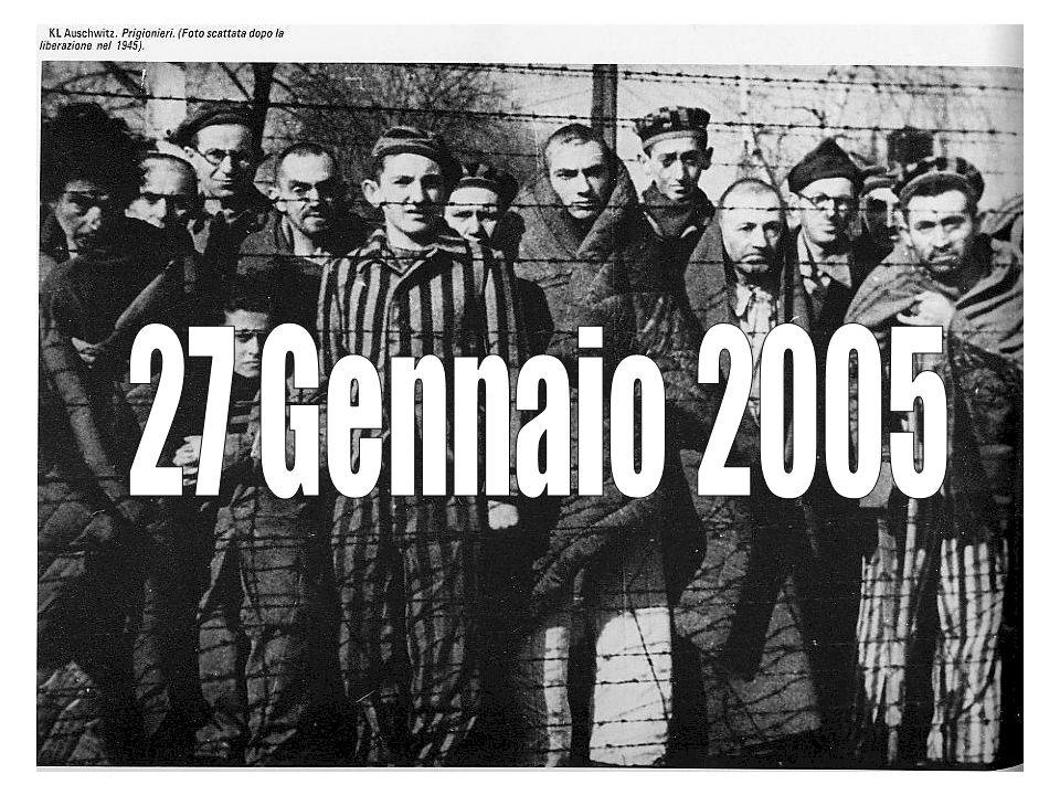 Giornata della memoria 60° Anniversario dallentrata delle truppe russe ad Auschwitz-Birkenau…