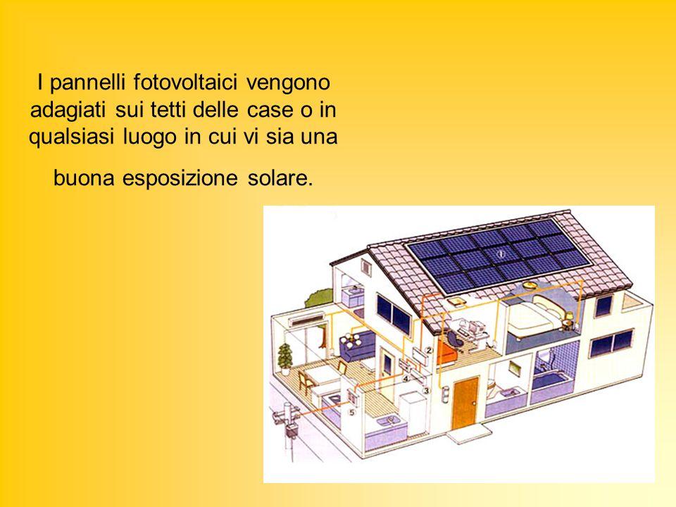 Quanti tipi di pannelli solari fotovoltaici esistono.