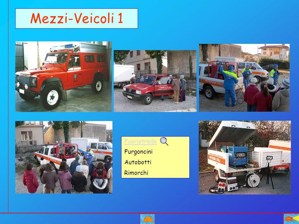 Mezzi-Veicoli 1 Fuoristrada Furgoncini Autobotti Rimorchi