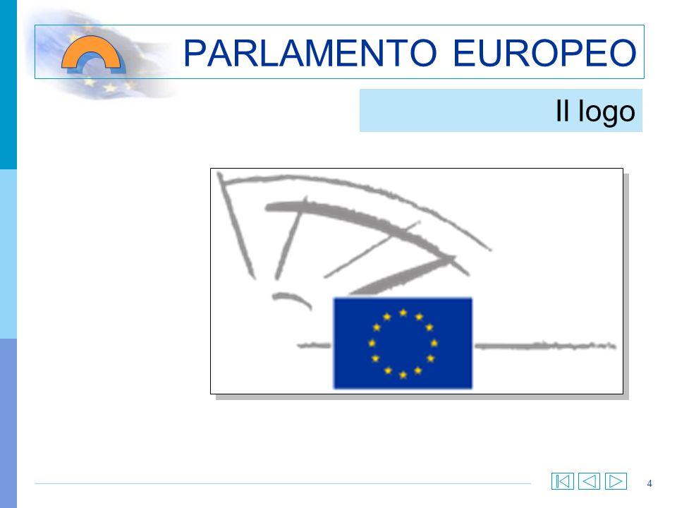 15 PARLAMENTO EUROPEO I parlamentari non sono organizzati in blocchi nazionali ma in gruppi politici europei.