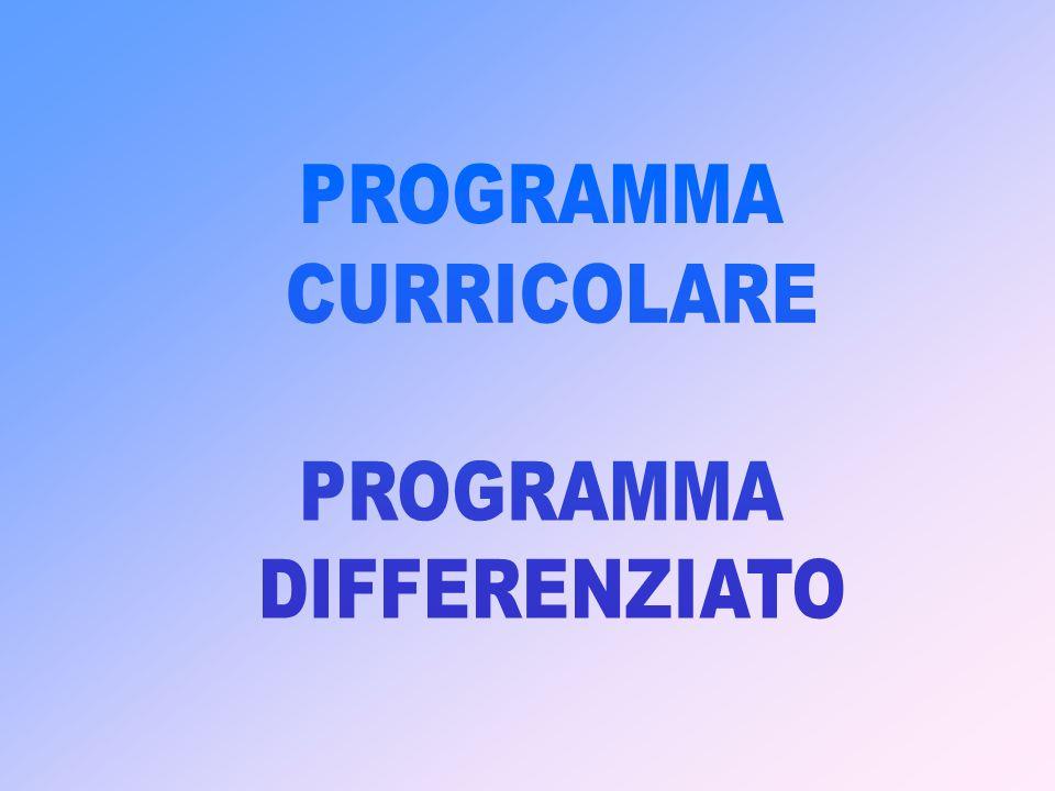 PROGRAMMAZION E IN BASE AGLI OBIETTIVI PREVISTI PER LA CLASSE Ci si riferisce agli obiettivi previsti per la classe.