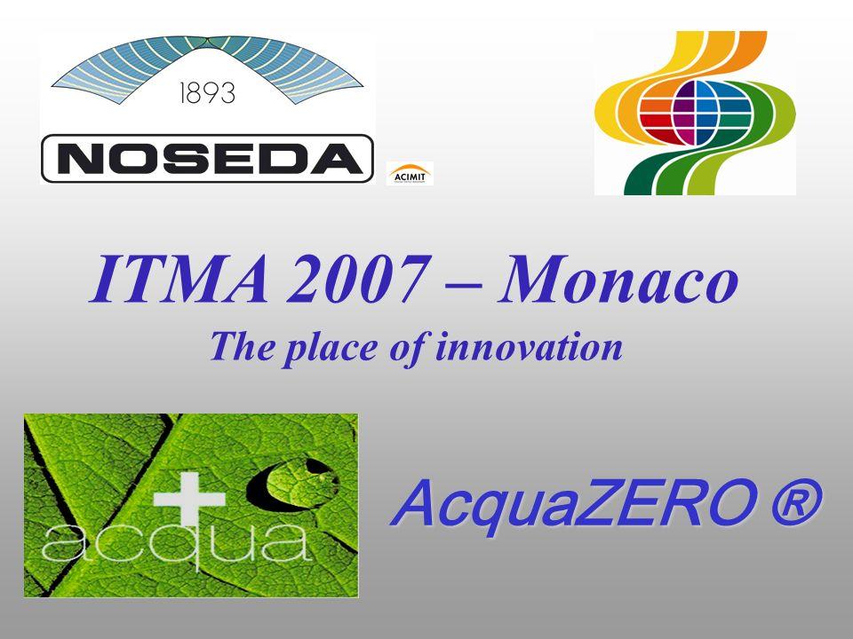 Tecnologie uniche: AcquaZERO ® e Flex D Macchine per tingere tessuti su subbio La serie TS –LS si arricchisce della nuova versione Lab Monitor.