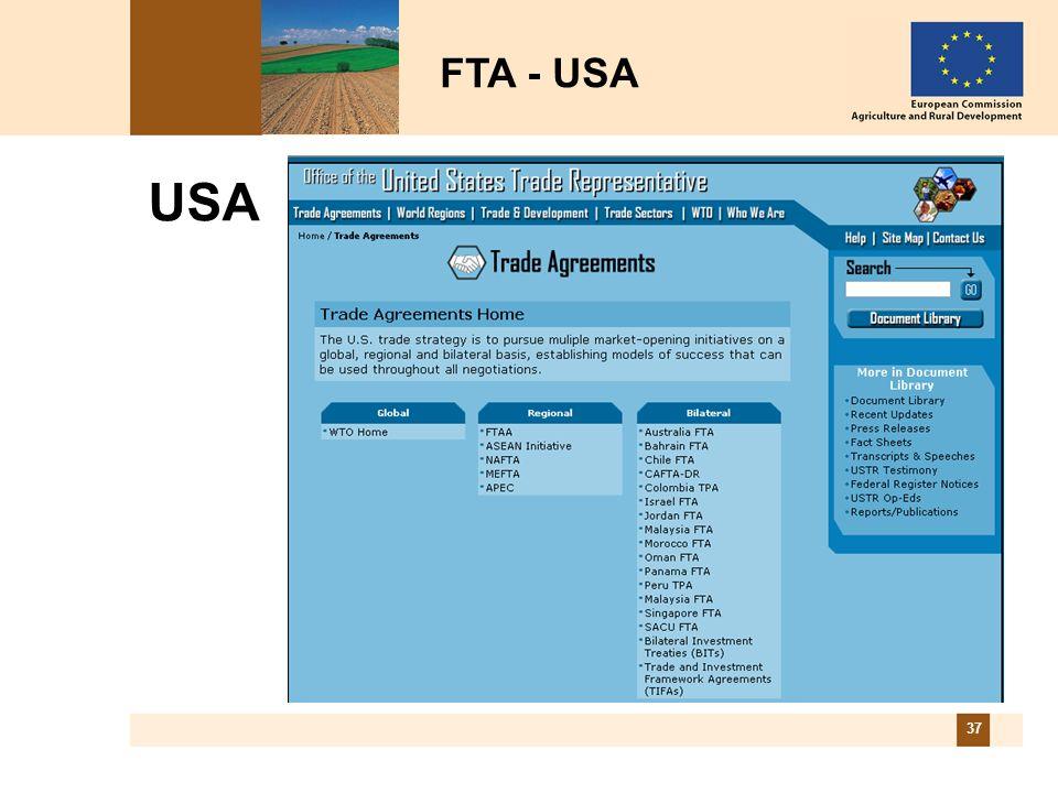 37 FTA - USA USA