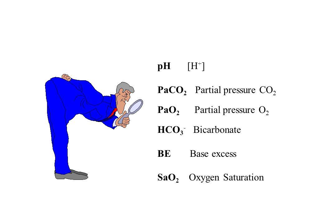 BE - eccesso di basi - esprime la componente metabolica delleq.