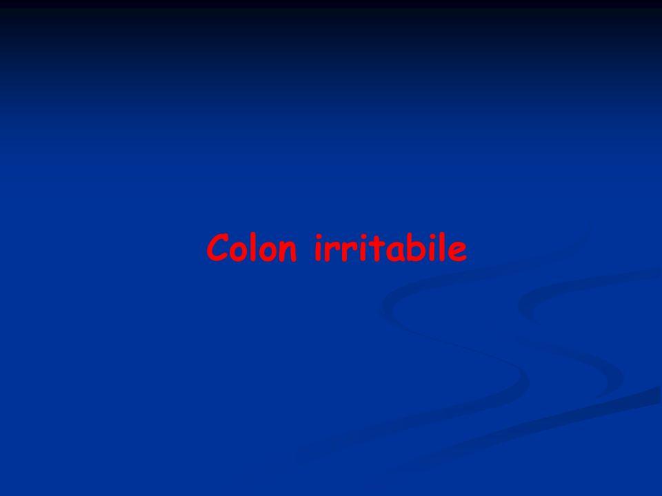 Colon irritabile