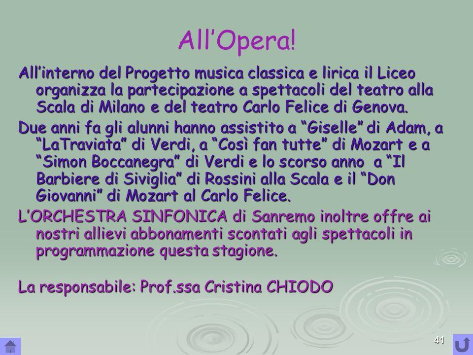 42 IL LINGUAGGIO MUSICALE nei RISVOLTI LETTERARI Il Progetto nasce in collaborazione con la Scuola Ottorino Respighi per avvicinare i ragazzi alla musica.
