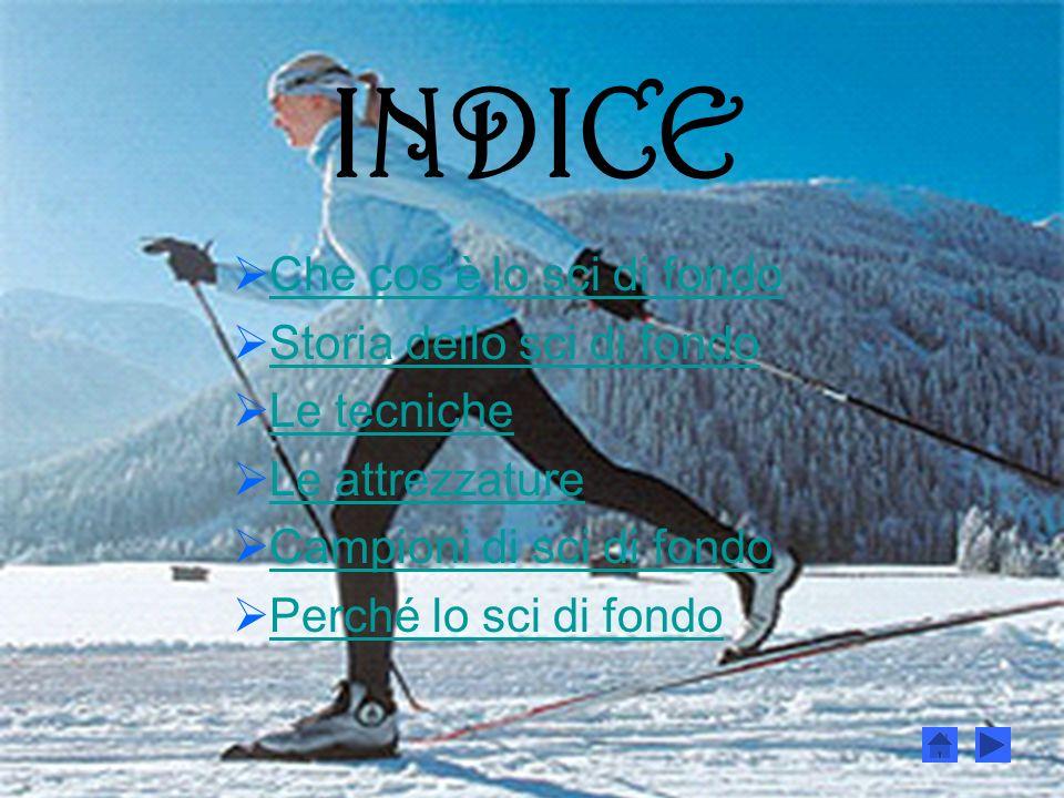 Lo sci di fondo Lo sci di fondo è uno sport invernale, appartenente al gruppo di sport dello sci nordico, molto popolare nei Paesi nordici, nelle regioni alpine e nel Canada.