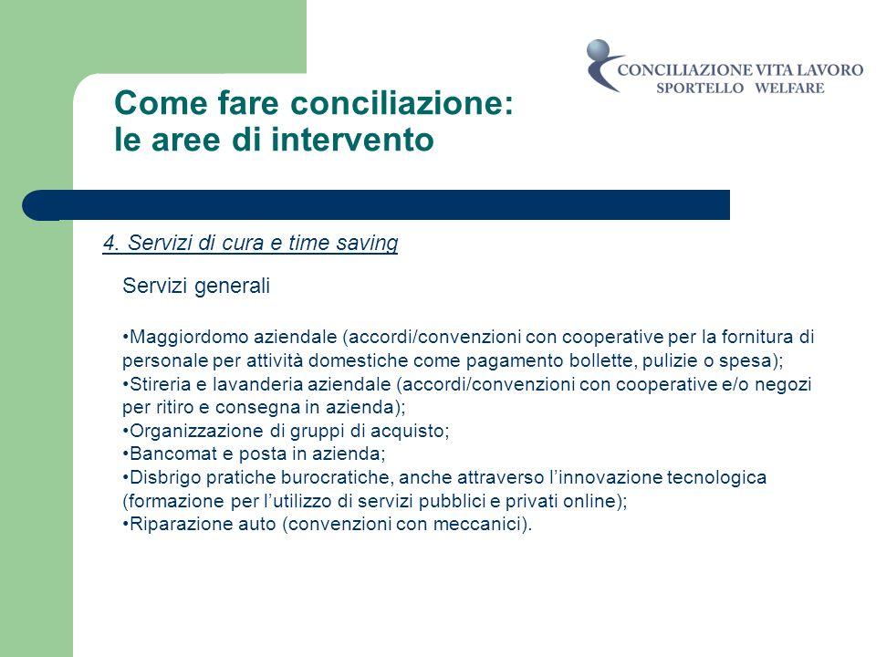 Servizi generali Maggiordomo aziendale (accordi/convenzioni con cooperative per la fornitura di personale per attività domestiche come pagamento bolle
