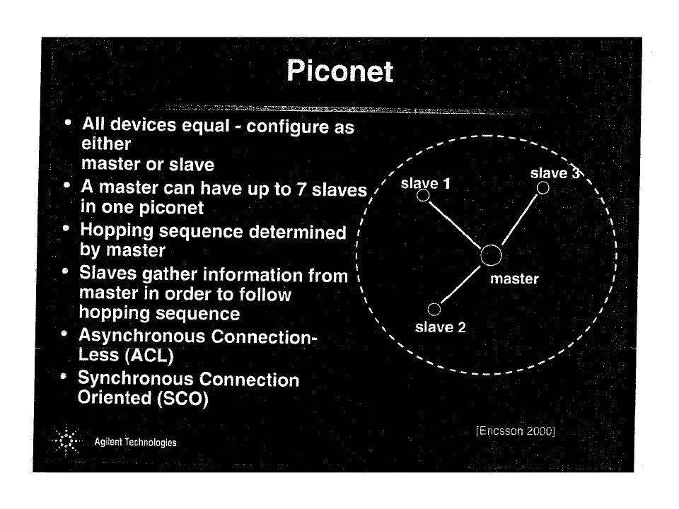 »Piconet pag 64 seminario Agilent