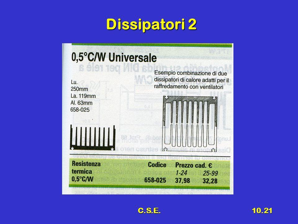 C.S.E.10.21 Dissipatori 2