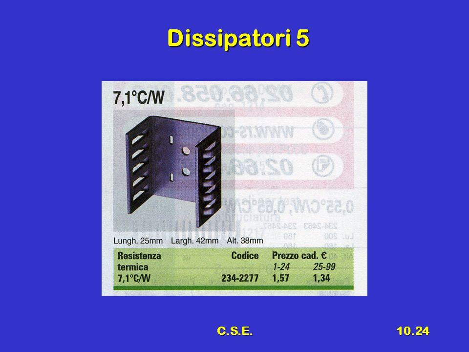 C.S.E.10.24 Dissipatori 5