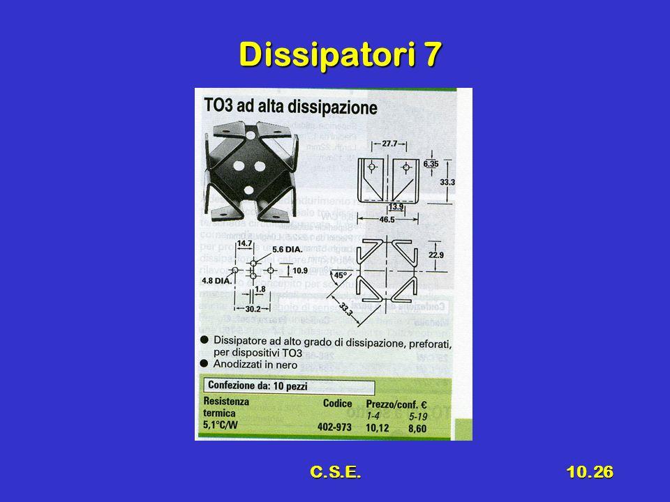 C.S.E.10.26 Dissipatori 7