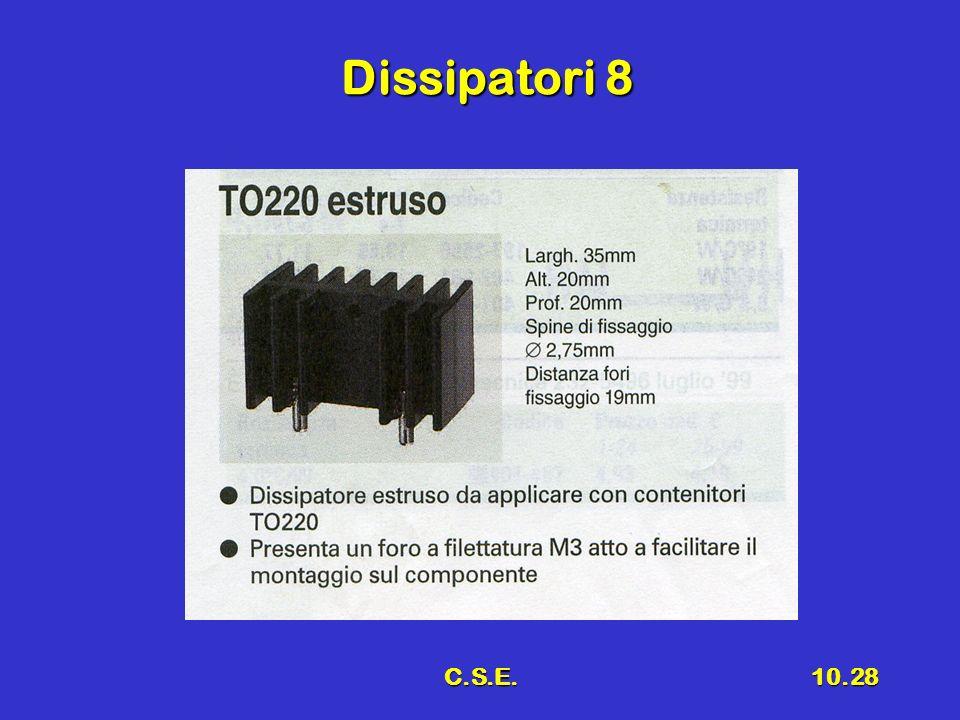 C.S.E.10.28 Dissipatori 8