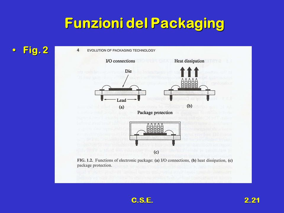 C.S.E.2.21 Funzioni del Packaging Fig. 2Fig. 2