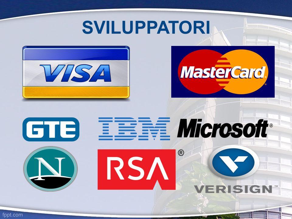 Sottomissione di un ordine CARDHOLDER COMMERCIANTE Il cardholder invia tutto il messaggio preparato precedentemente al commerciante.