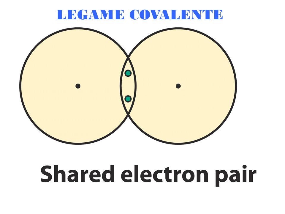 N.B. La presenza di coppie elettroniche solitarie induce distorsioni nella struttura
