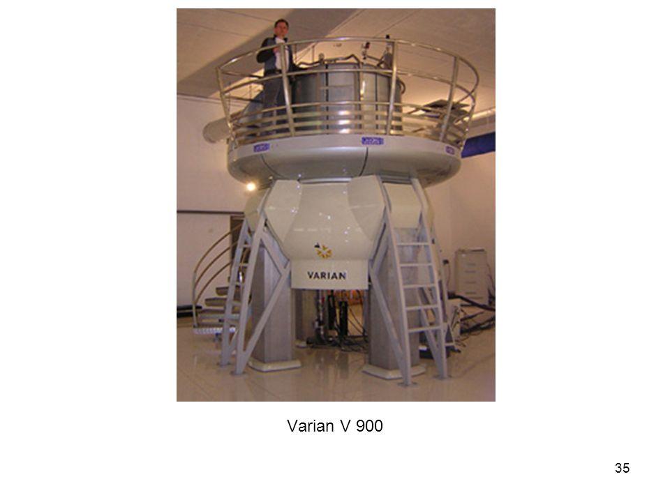 35 Varian V 900