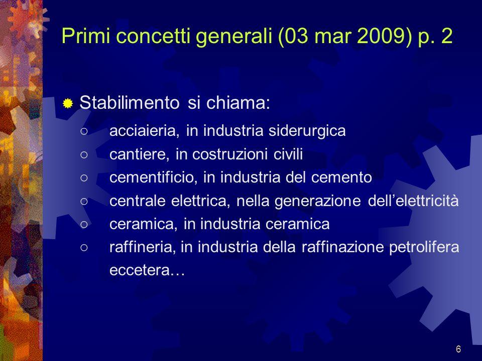 17 Organigramma (a matrice) (10 mar 2009) p. 7
