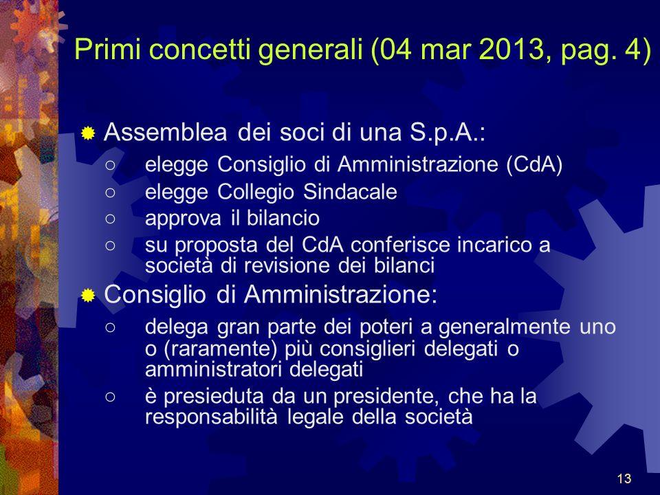 13 Primi concetti generali (04 mar 2013, pag.
