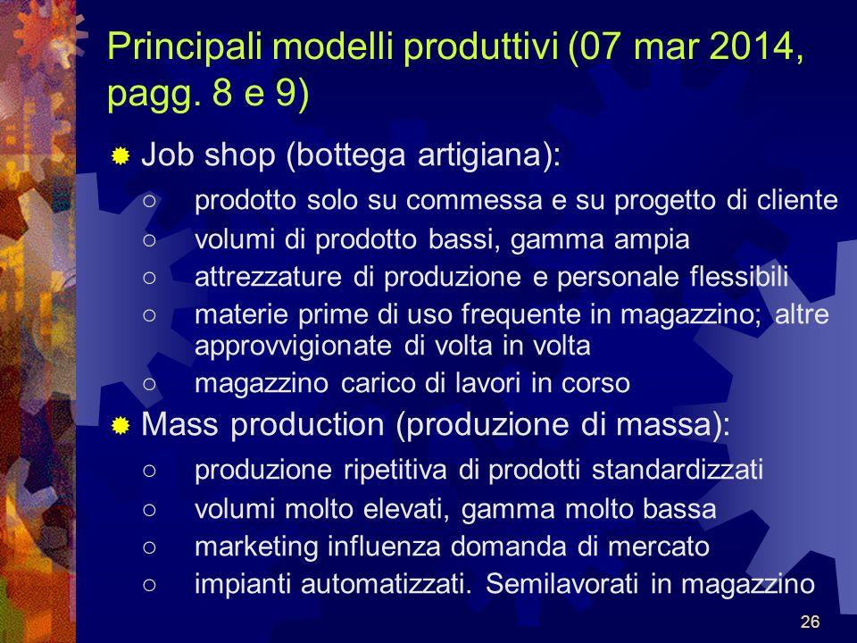 26 Principali modelli produttivi (07 mar 2014, pagg.