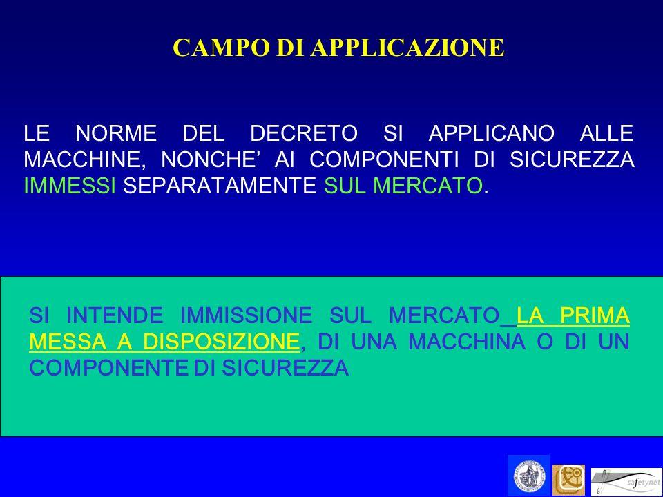 ORGANISMI DI NORMAZIONE ITALIANI UNI ENTE NAZIONALE ITALIANO DI UNIFICAZIONE CEI COMITATO ELETTROTECNICO ITALIANO