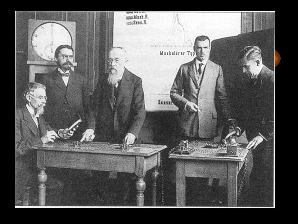 Wilhelm Wundt (1832-1920) fonda a Lipsia nel 1879 il primo laboratorio di Psicologia Sperimentale